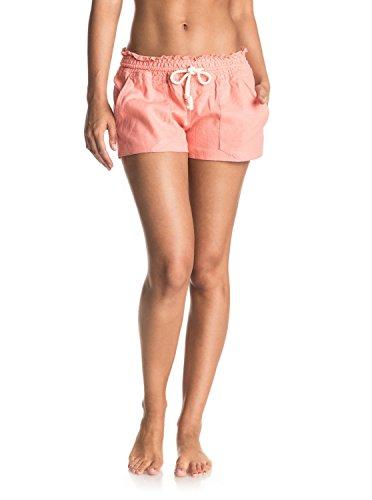 Roxy Women's Oceanside Beach Short, Lady Pink, XS