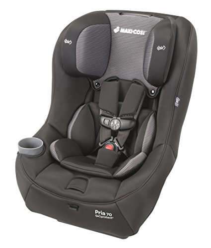 Maxi-Cosi Pria 70 Convertible Car Seat, Black Gravel