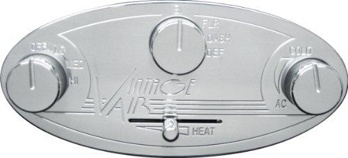 - Vintage Air 48104-RHQ Gen II Streamline Control Panel