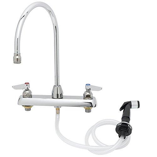 T&S Brass B-1172-TS Work Board Faucet, 8