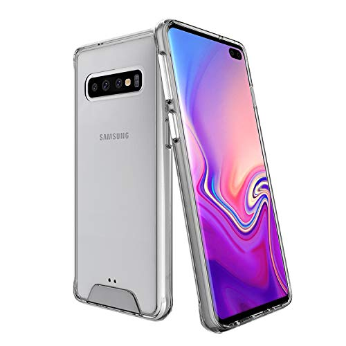 (Pelotek; Samsung Galaxy 10e Transparent Case   Samsung Galaxy 10e Crystal Clear Case   Hard Shell Drop Protective Case   See Through HD Crystal Clear Soft Grip Case   Wireless)