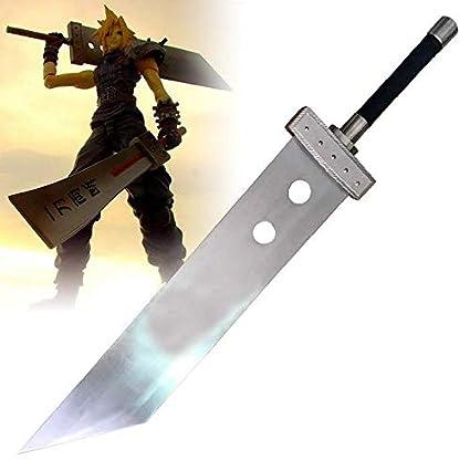 Amazon.com: RealFireNSteel Final Fantasy VII - Espada Buster ...