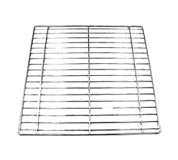 Nickel Plated Glazing Screen
