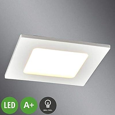 LED Foco empotrado Feva (Moderno) en Blanco hecho de ...