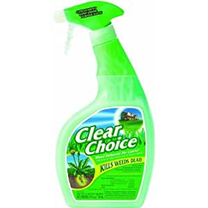 Clear Choice Ready to Use Low Formulation Selective Herbicide, 24-Ounce