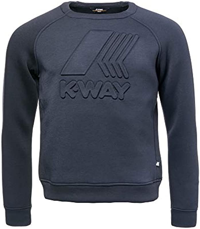 K-Way Augustine Spacer Macro Sweater - large: Odzież