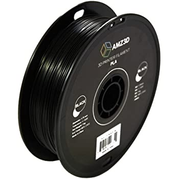 Esun 1.75mm Black Abs 3d Printer Filament 1kg Spool 2.2lbs Black