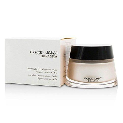 Giorgio Armani Giorgio armani crema nuda supreme glow reviving tinted cream - #03 fair glow, 1.69oz, 1.69 Ounce by GIORGIO ARMANI