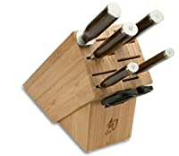Mercer Culinary Genesis Forged Knife Block Set