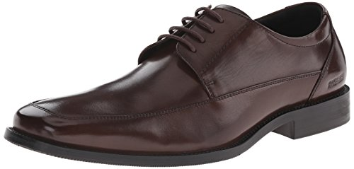Kenneth Cole Reaction Hombres Bottom Line Oxford Brown