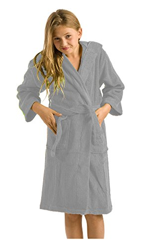 terry cloth robe kids - 8