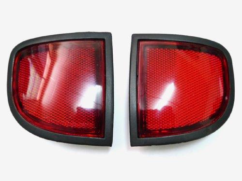 05 06 07 08 09 10 11 12 13 Mitsubishi Sportero Triton L200 Tail Rear Reflector
