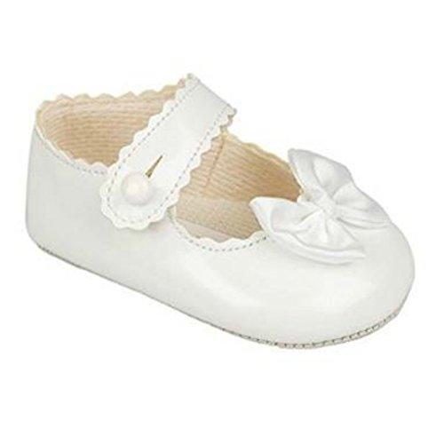 BNIB bébé chaussures Baypod premières chaussures en rose-noir - rouge ou blanc 4 tailles