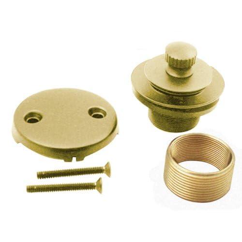 low-cost Belle Foret BFNTDCK1PB Lift and Turn Bath Waste Conversion Kit, Polished Brass