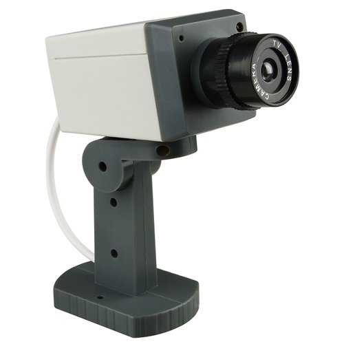 Fake Security Camera With Motion Detector Buy Online In
