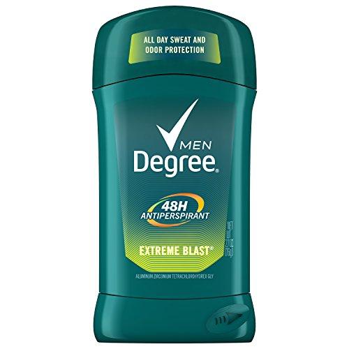 Degree Men Original Protection Antiperspirant Deodorant, Extreme Blast, 2.7 oz ()