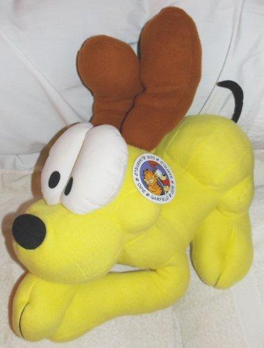 Garfield Large Soft Stuffed Plush ODIE the Dog Pillowtime Pal Cuddle Pillow