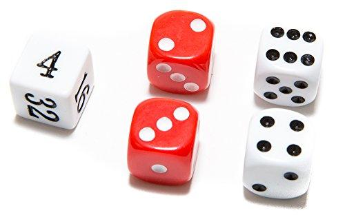 Backgammon Stone (Bello Games Uria Stone Backgammon Dice)