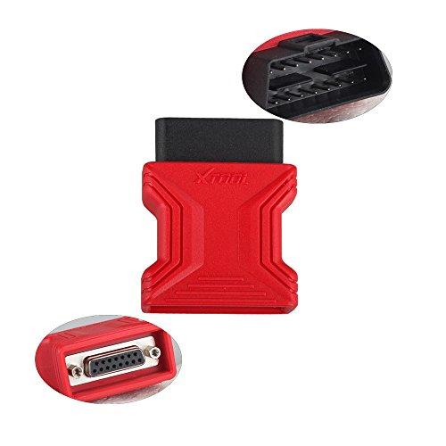 icarscanner OBDII escáner de diagnóstico Código lector Reset herramienta de restablecimiento de servicio de aceite aceite de motor de luz Luz Xtool X200: ...