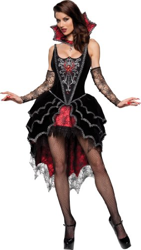 Women's Webbed Mistress Costume