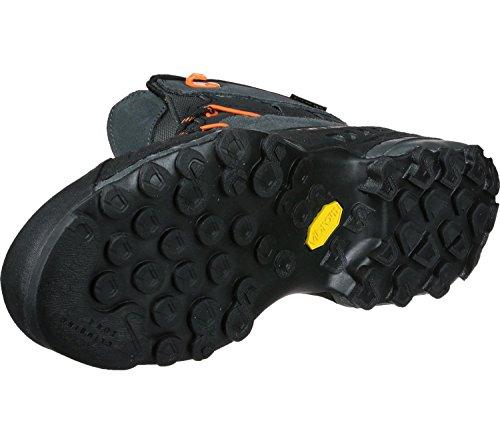 La Sportiva Mutant Scarpe Da Corsa Da Donna - Ss18 Tx4 Mid Gtx Carbon / Flame Talla: 43.5