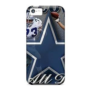 Excellent Design Dallas Cowboys Phone Case For Iphone 5c Premium Tpu Case
