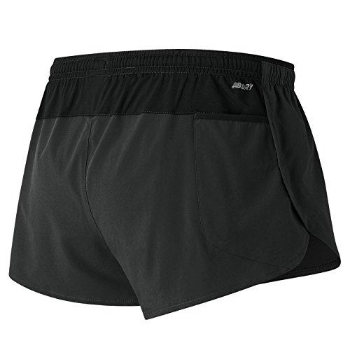 Split 3 SS18 Black Shorts Balance Running inch Impact New x4Zfq