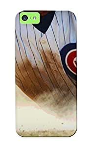 New Arrival Chicago Cubsbaseball (51) For Iphone 5c Case Cover Pattern For Gifts