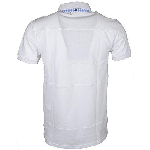 VOI Herren Poloshirt Gr. Large, weiß