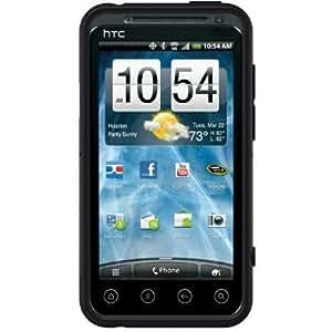 OtterBox HTC EVO 3D Commuter Series Case - 1 Pack - Case - Retail Packaging - Black