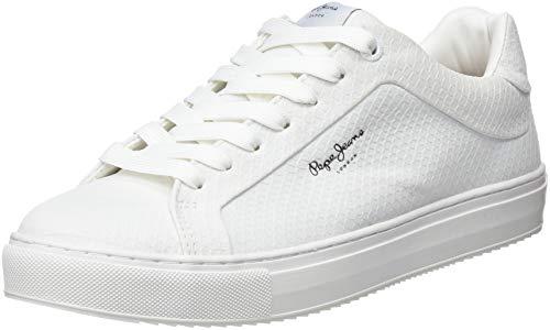 optic Samy Jeans White Blanco Zapatillas 802 Mujer Para Adams Pepe WR0BfgTHqg
