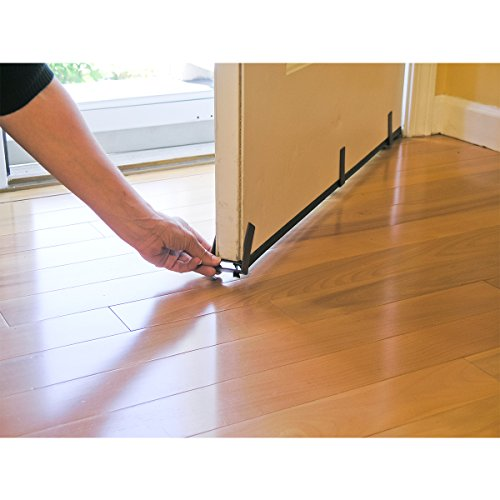 Delightful Amazon.com: Evelots 3020 1 3020 Magnetic Clip On Door Draft Stopper, Brown:  Home Improvement