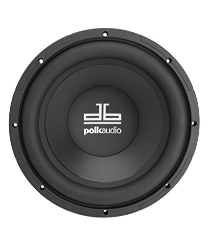 Polk Audio db1040 10-Inch Single Voice Coil Subwoofer (Single, Black) by Polk Audio