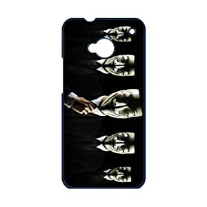 Awesome Mask Cool Black Costume Hard Case Cover for H One M7