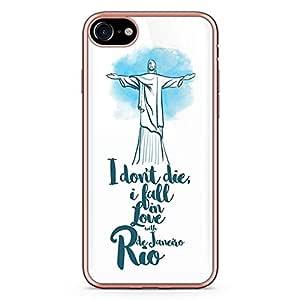 iPhone 7 Transparent Edge Case Rio