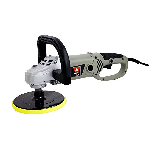 "Electric Polisher 7"" Variable 6 Speed Buffer Truck Car Boat Waxer Paint Detail Sander Polishing Machine Wax Auto Shop Mechanic Tool"