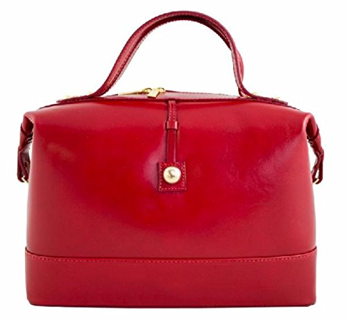 Superflybags - Bolso de asas para mujer Talla L red