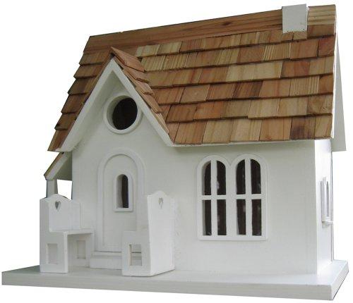 Home Bazaar Cozy Cottage - Cottage Birdhouse