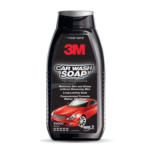3M Car Shampoo - Concentrated Liquid - Makes 100 Litres - 1 Bottle - 473 Ml B002XDILDK