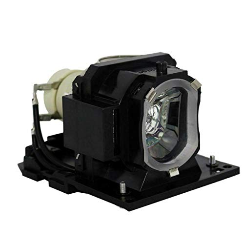 CTLAMP DT01381 Original Lamp Bulb with Housing Compatible with HITACHI BZ-1 / CP-A220N / CP-A221N / CP-A221NM / CP-A222NM / CP-A222WN / CP-A250NL