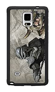 Samurai - Case for Samsung Galaxy Note 4
