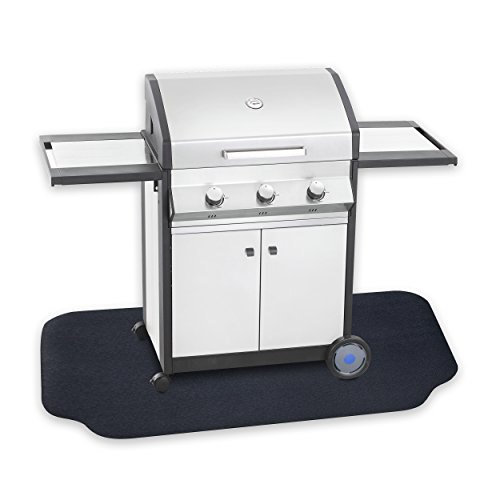 - GrillTex Under the Grill Protective Deck and Patio Mat, 36 x 56 inches