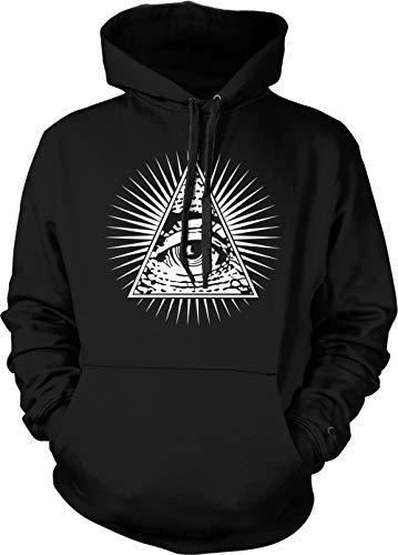 Tcombo Eye of Providence - All Seeing Eye Unisex Hoodie Sweatshirt