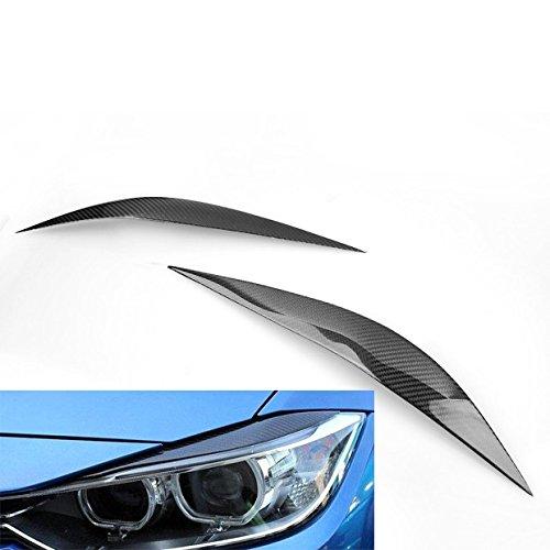 03 Carbon Fiber Headlight - 4