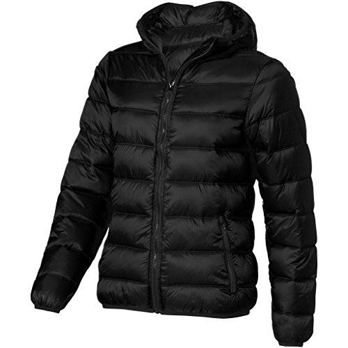 Sólido Elevate Chaqueta Negro Norquay para Aislante Mujer xUfwRwCYq