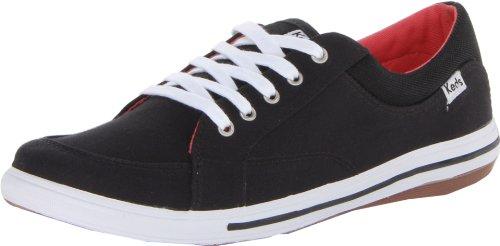 Keds Womens Vollie Ltt Sneaker Zwart Canvas