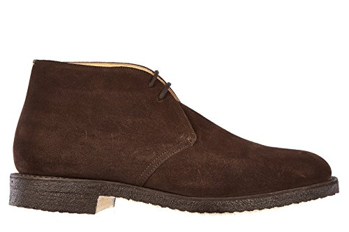 Church Mens Suede Desert Boots Lace Up Enkellaarzen Ryder Bruin