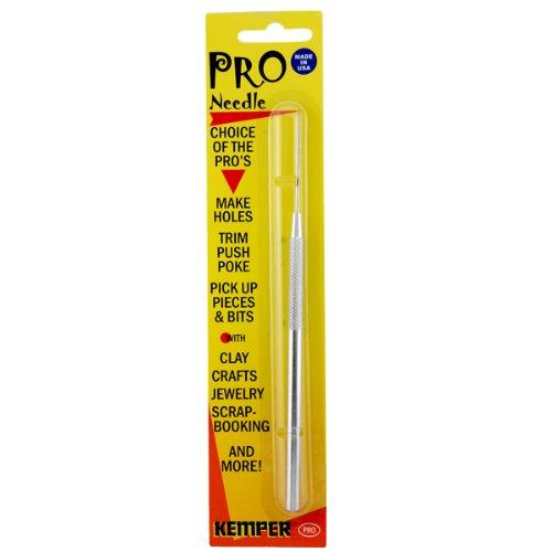 (Kemper Tools Professional Needle Tool,Silver)
