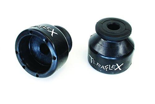 Rear Bump Stop Kit - Teraflex 1954802 JK 2