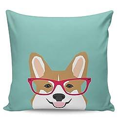 Sea Girl Soft Teagan Glasses Corgi Cute ...